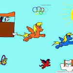 Олимпийские гонки пони.bmp
