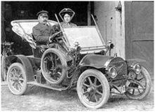 Opel 4-8 Doktorwagen 1909