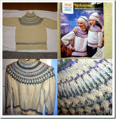 scandi sweater