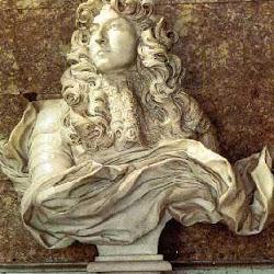 39 bis - Bernini - Busto de Francisco I d´Este