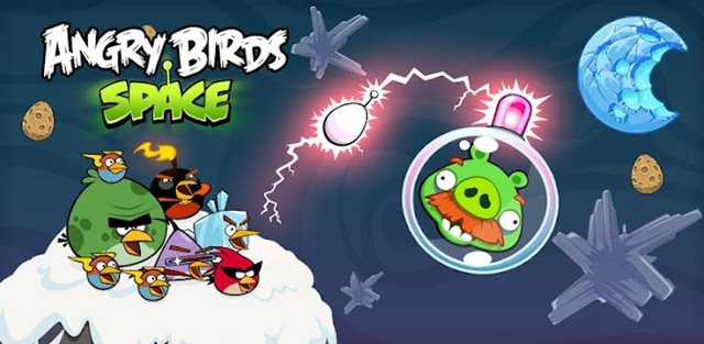 Angry Birds Space 1.1.0