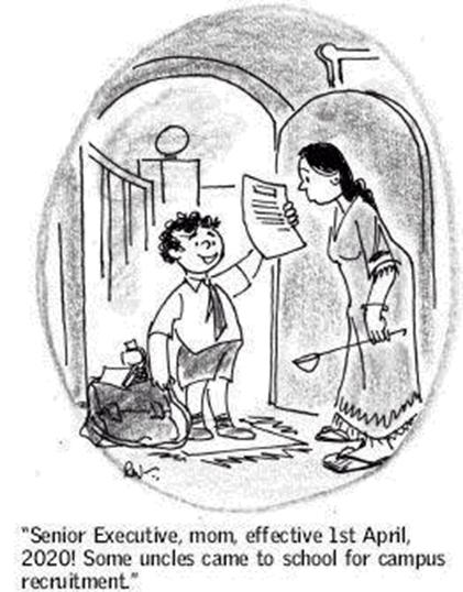 Few Best of R. K. Laxman's