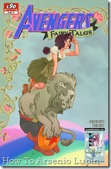 P00004 - Avengers Fairy Tales #4