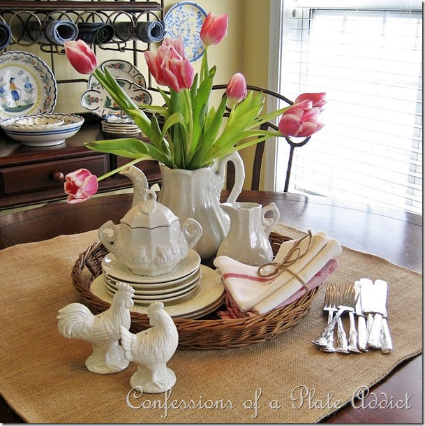 CONFESSIONS OF A PLATE ADDICT Ironstone and Tulips4