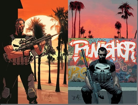 Punisher-01&02-PalmtreeCovers