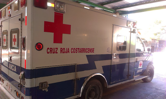 cruz roja costarricense