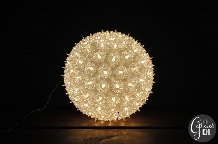 thriftscorethursday pottery barn christmas light ball2