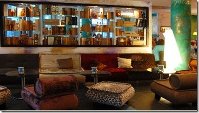 Gregorelli's Bar Area