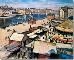 albert-marquet-fair-in-le-havre