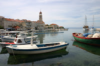 Harbor views, Croatia
