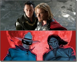 Thor & The Lone Ranger