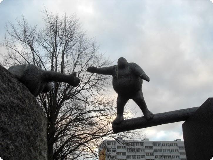 Små tykke mænd - Brøndby