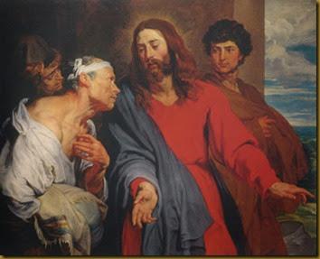 JESUS CURA A LOS ENFERMOS