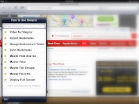 Sleipnir allows you to have very high control on your bookmarks. You can create groups of bookmarks like folders and also use tags to mark your bookmars with for easy access from the bookmark bar. You can also quickly open the bookmarks by touching and holding the item and it will open in a new background tab