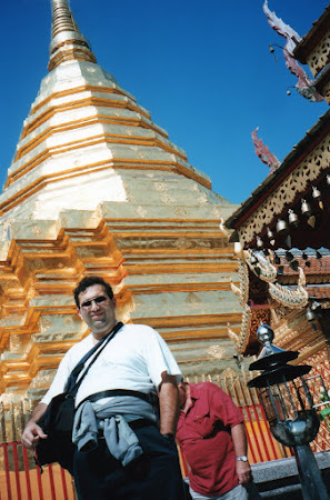Obiective turistice Thailanda: Doi Suthep Chiang Mai