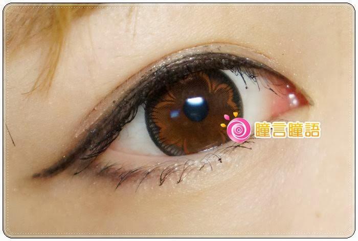 韓國NEO隱形眼鏡-花神咖6