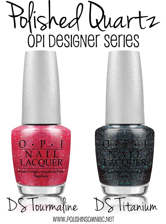 OPI Designer Series fall 2014