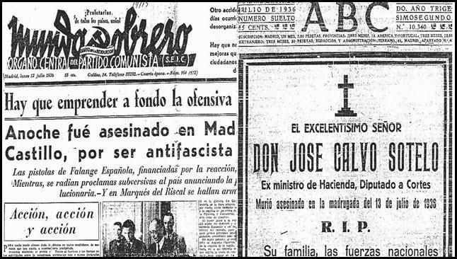 Guerra Civil Española (I)