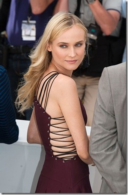 Jury members Jean Paul Gaultier Diane Kruger Us1EKyLWMxbl