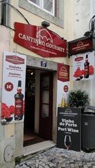 Cantinho Gourmet, em Sintra