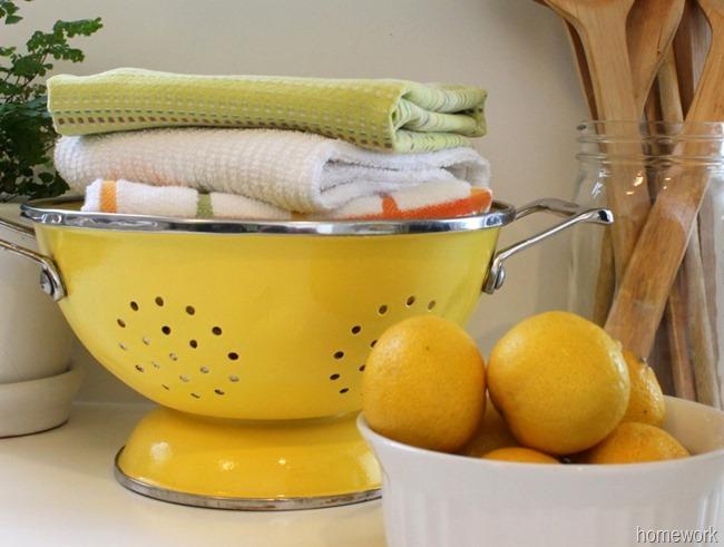 A Splash of Yellow via homework08