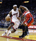 lebron james nba 130106 mia vs was 01 King James Debuts LBJ X Portland PE But Ends Scoring Streak