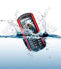 como componer un celular mojado