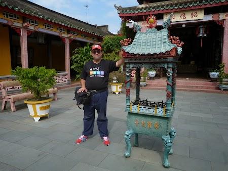 Obiective turistice Hoian: Templu chinezesc