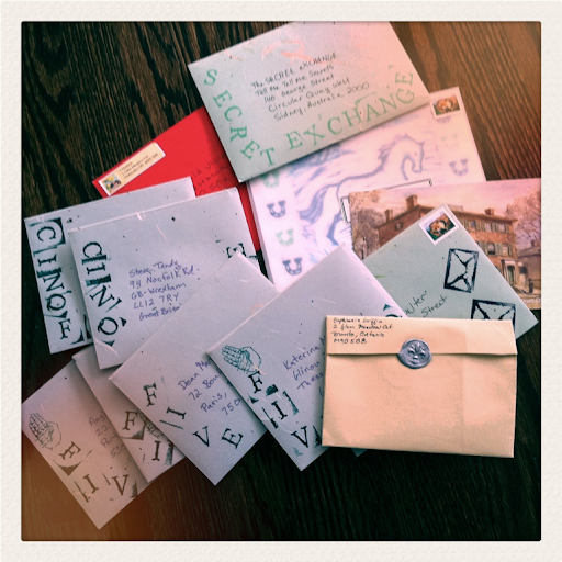 A Whole Whack Of Mail...