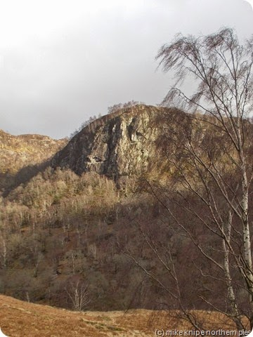black crag (I once climbed this!)
