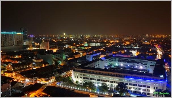 槟城四方楼警察局
