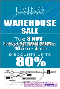 Living-Quarters-Warehouse-Sale-Shah-Alam-Sale-Promotion-Warehouse-Malaysia