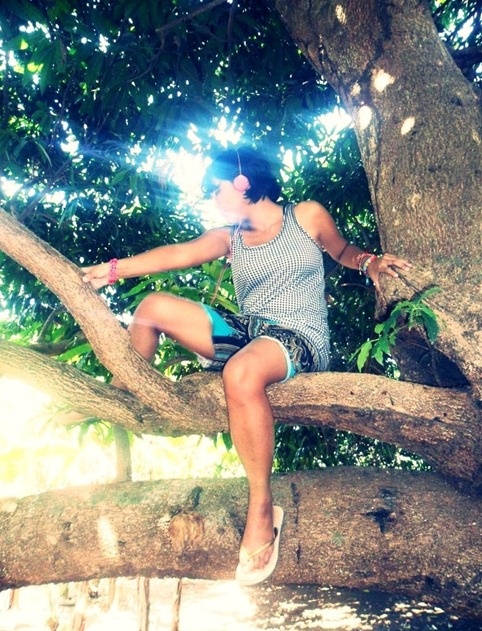Climbing trees