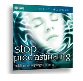 TERMINAR CON LA PROCRASTINACIÓN (Stop Procrastinating), Kelly Howell [ Audio CD ] – Dejar de postergar actividades y tareas pendientes de concluir