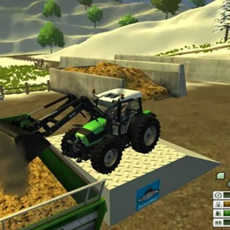 Farming simulator 2013 - Placeable Rampa di carico v 1.1