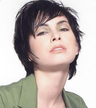 Cool and modern short haircuts pictures