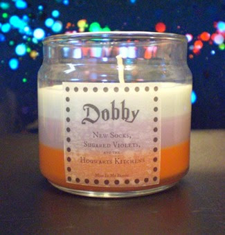 Dobby Scented Candle from Mud in My Blood