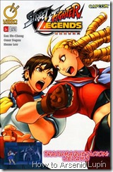 P00003 - Street Fighter Legends -S