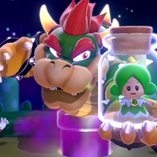 Mira el tráiler de Super Mario 3D World, para Wii-U