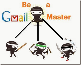 5 tips to become a gmail master