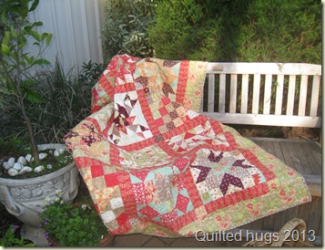 tapestry bench