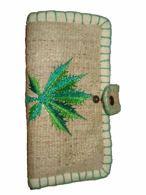 Hemp Glass Case