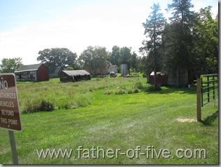Ney Nature Center - The Ney Farmstead