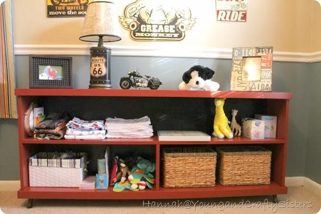 Bookshelf Redo 4