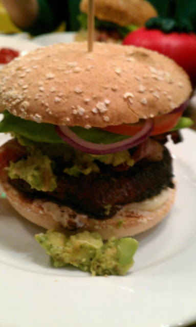 Flourless in London: GBK - Gourmet Burger Kitchen New Gluten Free Menu