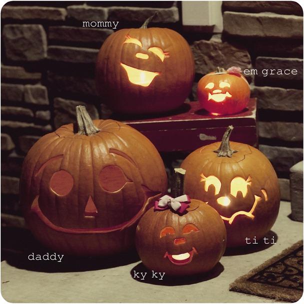2011 pumpkins