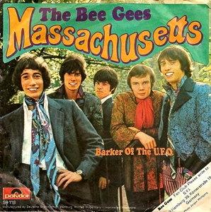 Massachusetts - Polydor Single