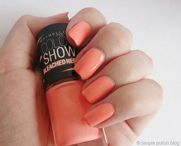 Maybelline-Bleached-Neons-Coral-Heat-1