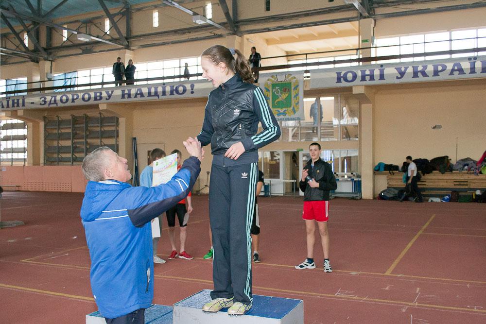 Легкая атлетика. Все возраста