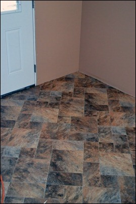 mud room floor